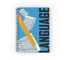 Language Arts Spiral Notebook