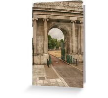 Another Arch in London Greeting Card