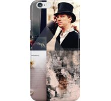 Benedict Cumberbatch edit iPhone Case/Skin