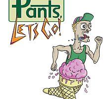 Ice cream pants, lets go! by Matt Redmond