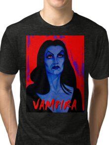 vampira Tri-blend T-Shirt