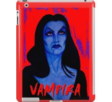 vampira iPad Case/Skin