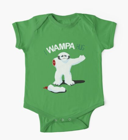 I Wampa Hug. One Piece - Short Sleeve