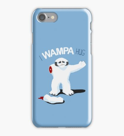 I Wampa Hug. iPhone Case/Skin