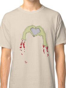 zombie hands Classic T-Shirt