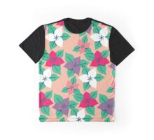 Dogwood Forest Graphic T-Shirt