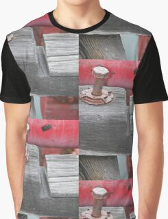 Railroad  Graphic T-Shirt
