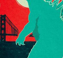 Godzilla: All Hail the King Sticker