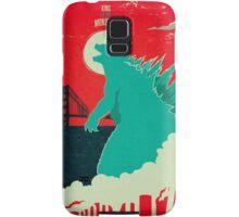 Godzilla: All Hail the King Samsung Galaxy Case/Skin