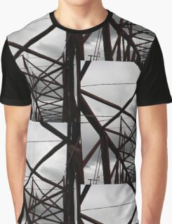 Train Trustel Graphic T-Shirt