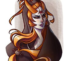Midna by wrathofwinds