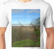 A VERY DRY LAKE BED Unisex T-Shirt