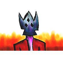 Burn Him, Burn Three Photographic Print
