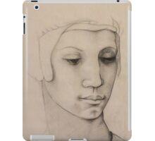 Homage to Michelangelo iPad Case/Skin