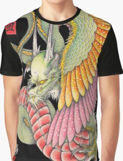 wing dragon  Graphic T-Shirt