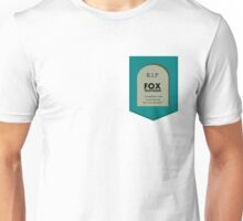 RIP FOX - Go cancel yourself. Unisex T-Shirt