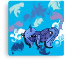 MLP:FiM Season 1 Princess Luna Canvas Print