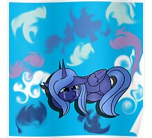 MLP:FiM Season 1 Princess Luna Poster