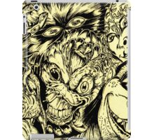 freaks come out at night iPad Case/Skin