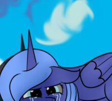 MLP:FiM Season 1 Princess Luna Sticker