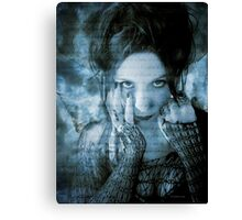 Eternal outsider Canvas Print