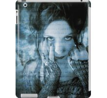 Eternal outsider iPad Case/Skin