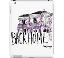 back home - color iPad Case/Skin