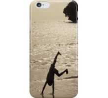 active silhouette iPhone Case/Skin