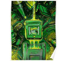 Pocket Power - GREEN VERSION Poster