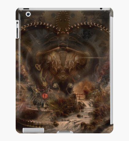 steampunk water world iPad Case/Skin