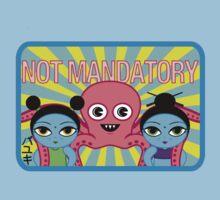 "Fruity Oaty Bar! ""NOT MANDATORY 2"" Shirt (Firefly/Serenity) One Piece - Short Sleeve"