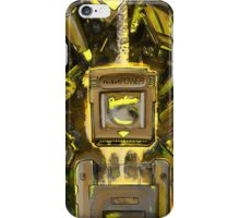 Pocket Power - GOLD VERSION iPhone Case/Skin