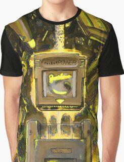 Pocket Power - GOLD VERSION Graphic T-Shirt