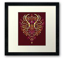 Rise of the phoenix Framed Print