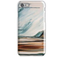 Summer Storm (after) iPhone Case/Skin
