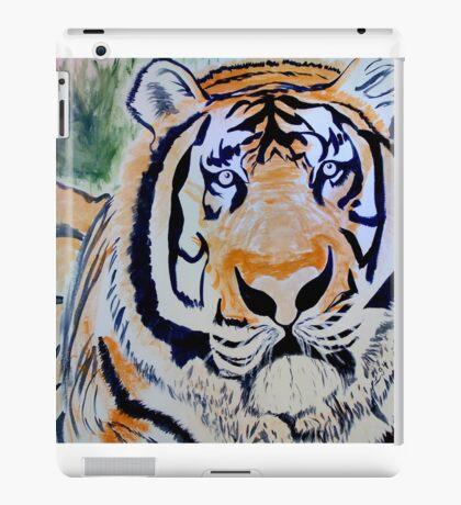Tiger Quest iPad Case/Skin