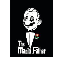 The Mario Father Photographic Print