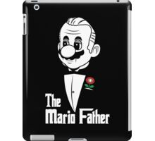 The Mario Father -fan art- iPad Case/Skin