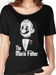 The Mario Father Women's Relaxed Fit T-Shirt