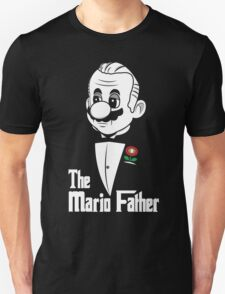 The Mario Father -fan art- Unisex T-Shirt