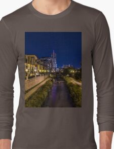 Denver Skyscraper Long Sleeve T-Shirt