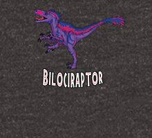 Bilociraptor - Text Unisex T-Shirt