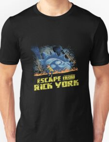 rick and morty escape from new york Unisex T-Shirt