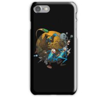 Rick And Morty Fallout iPhone Case/Skin