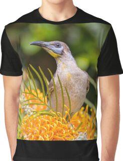 Little Friarbird Graphic T-Shirt