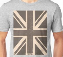 Vintage United Kingdom Flag Unisex T-Shirt