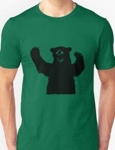 Big Bear Black Unisex T-Shirt