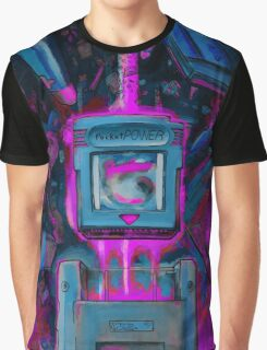 Pocket Power - CANDY VERSION Graphic T-Shirt