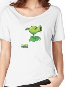Plants vs Zombies Logo 1 enditanah Women's Relaxed Fit T-Shirt