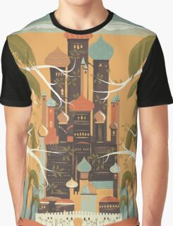 Sunny Oasis Graphic T-Shirt